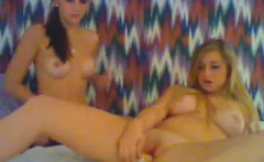Must-watch lesbian hotties having fun with one another onli