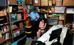 shoplyfter alex harper with perfect tits fucked in office