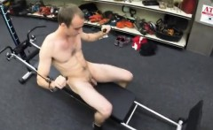 Cute straight guys fuck video gay Fitness trainer gets anal