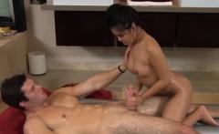 asian nuru massage blowjob fucking naked interracial