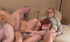 Old grandpa cumshots snapchat Frankie And The Gang Take a Tr
