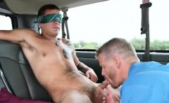 Broke gay movies thumbs and straight young hunk masturbating
