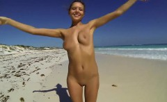 Beautiful That Is Incredible Tan Beach Naked.