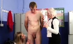 Cfnm brit mistress sperm