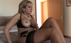 Unfaithful british milf lady sonia exposes her heavy balloon