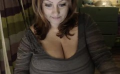 bbw webcam girl with massive tits
