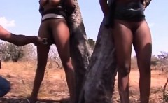 busty african slaves sucking off masters outdoors