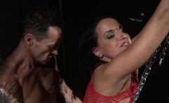euro slave bound and dominated over