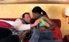 sixty nine and anal for black chick in the bedroom