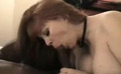 Amateur Girlfriend Distributed To Dark Stud On Movie
