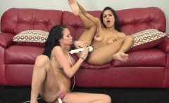 These Lesbian Hotties Love To Lick and Fuck Till They Cum