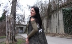 Coco De Mal In Outdoor Orgasms for Serbian Beauty