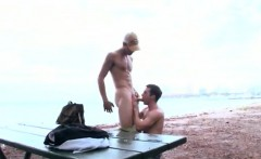Pinoy male model posing outdoors and huge dicks heads movie