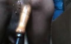 Amateur ass fucking twink