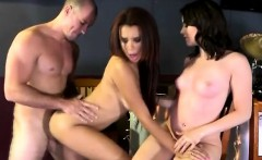 Gorgeous Brunette Raven Redmond Getting Fucked At Cash Stunt