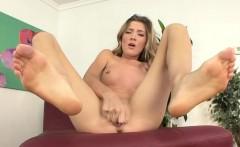 Girls masturbating with dildos featuring Alyssa Reece