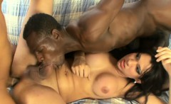 Check out hard banging session with a sheboy girl