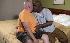 A Chubby Bear Couple
