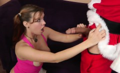 WANKZ- Homeless Santa Fucks Wendie