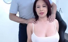 Sexy Asian Hardcore DP Fuck