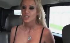Big boobs blonde wife POV fucked