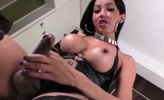 Two Ts Melyna And Tavares Threesome Sex