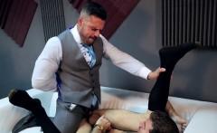 Latin gay anal sex and cumshot