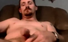 Amateur grandpa gay movie Dave Delivers A Juicy Load