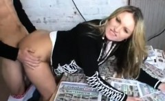 She is ready to taste and ride his big cock