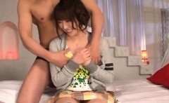 Milf from japan delights with one-eyed monster in scenes