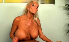 Milf Has Been Waiting So Long To Grab His Cock