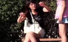 Kinky Asians Piss Outside
