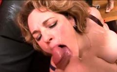 bbw milf in lingerie threesome fuck