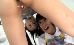 chubby asian amateur threesome