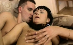 recent chick is in the mood to get gangbanged very hard