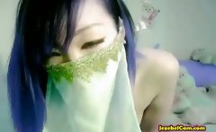 Asian Hot Girl On Cam Dancing