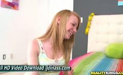 Maci More Blonde Masturbation Teen