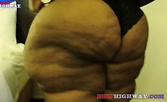 big bbbw butt