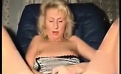 Masturbation german Mum Lina 42 years