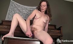 Lusty Ana Fuck Dildo For Orgasm