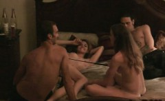 2 Pervs swap their beautiful wives in this swingers reality