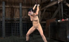 Tossed up hotty is punished