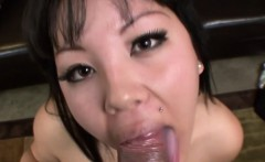 Asian School Girl Tina Lee Facialized