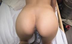 Sweet hottie Mia Khalifa having a mouthful