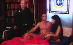 Gomexxx pumps a gorgeous Morticcia Addamss in XXX parody