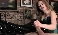 Affair from DOM-MATCH.COM - MISTRESS TEASES WITH HER BOOTS A