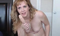 Bizarre Mature Whore doing Amateur Webcam Show