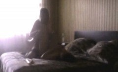 Lesbian housewives recorded on spy camera