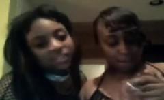 Ebony Lesbians Playing