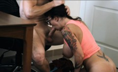 Kinky bitch Dollie Darko pounded in the ass real rough